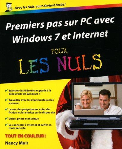 PREMIERS PAS AV LE PC WINDOWS7 par NANCY MUIR