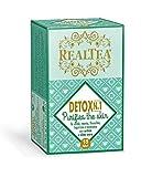 Realtea Detox N. 1 Purifies The Skin - Infuso con tè verde, menta, finocchio, liquirizia, tarassaco, ortica e aloe vera