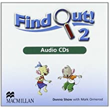 FIND OUT 2 Audio CDs