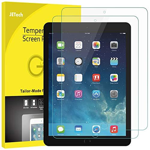 JETech Schutzfolie für iPad Mini 3, iPad Mini 2 und iPad Mini 1, Gehärtetem Glas Displayschutzfolie, 2 Stücke