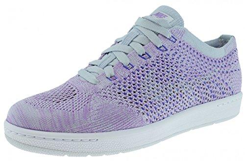 wholesale dealer 56a78 55533 Nike Damen W Tennis Classic Ultra Flyknit Turnschuhe, Weiß (Pure Platinum  White)