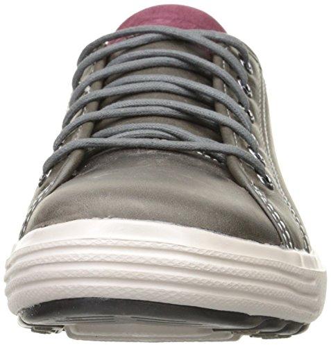 Skechers (SKEES) Porter- Ressen, baskets sportives homme gris (GRY)