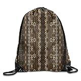 Etryrt Sacs à Cordon,Sac à Cordes,Sac à Dos, Drawstring Backpack Traditional...