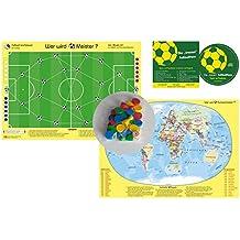 Fußball-Würfelspiel Wer wird Meister?