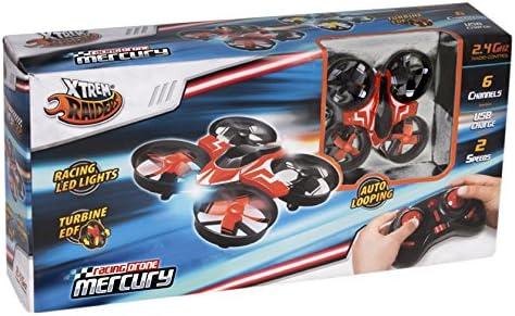 À la fin de l'année, j'ai acheté un grand groupe et rencontré environ dix mille ménages. Drones Xtrem Raiders Mercury | Outlet Store Online