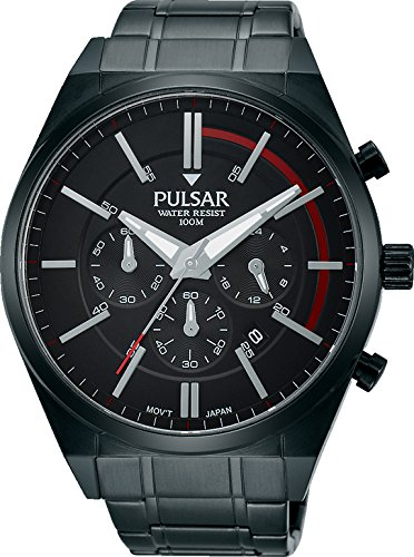 Pulsar PH3705X1 Women's Quartz Analogue Watch Stainless Steel Coated