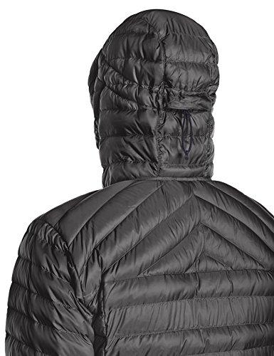Adidas Outdoor Herren frostlight Climaheat Hoodie Schwarz