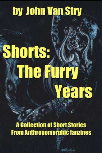 Shorts: The Furry Years (English Edition)