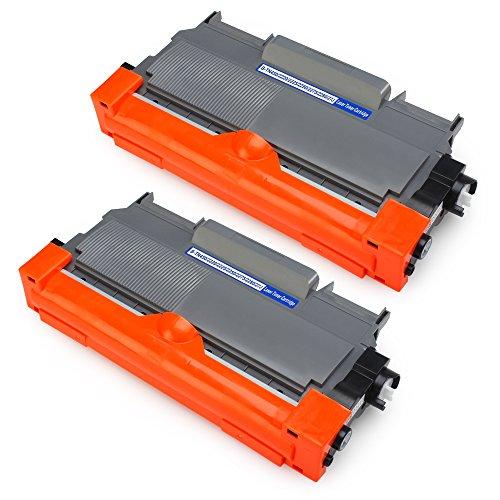 JARBO TN2220 Nero Toner Compatibile per Brother TN-2220 per Brother HL-2240 2240D HL-2250DN HL-2270DW DCP-7060D DCP-7065DN DCP-7070DW MFC-7360N MFC-7460DN MFC-7860DW FAX-2840 FAX-2845 FAX-2940