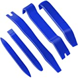 Trim Removal Tool - 5 Pcs Trim Removal Tool Set, Plastic Panel Fastener Removal Tool, Trim Removal Kit for Car/Trim…