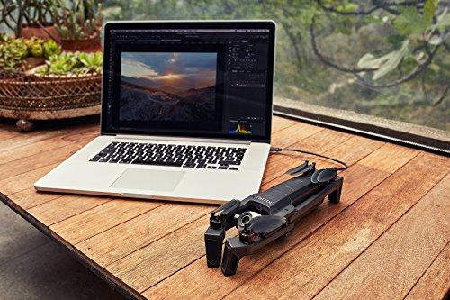 Parrot Anafi Base Drone con Videocamera HDR 4K con Gimbal con Inclinazione a 180°, Nero - 25