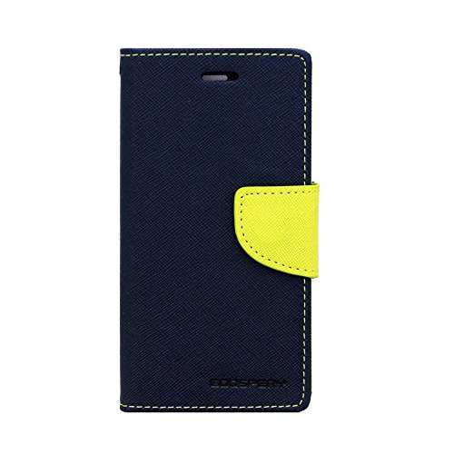Mercury Goospery Wallet Card Slot Flip Case Cover For SONY XPERIA Z1  available at amazon for Rs.499