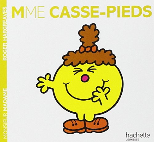 Collection Monsieur Madame (Mr Men & Little Miss): Mme Casse-Pieds por Roger Hargreaves