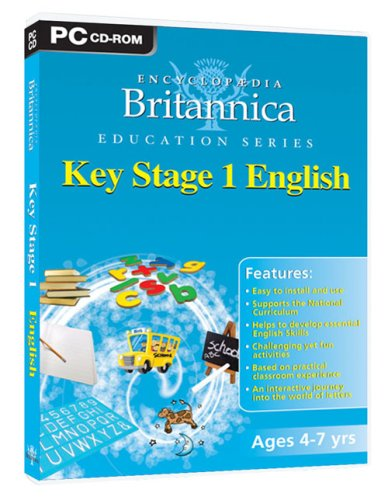 Britannica Key Stage 1: English (4 to 7 Years) (PC) Test