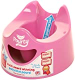 Pourty Easy-to-Pour Potty, Pink