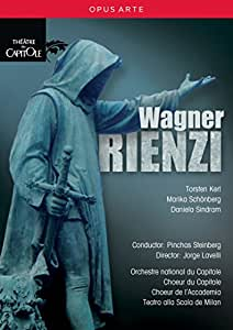 WAGNER: Rienzi (Toulouse Opera, 2013) [2 DVDs]