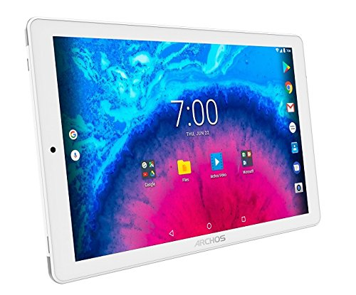 tablet android nougat ARCHOS CORE 101 3G V2 16GB Metallo - Tablet 3G (Display HD 10.1   -  0