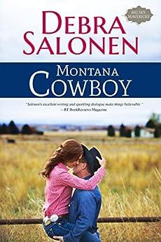 Montana Cowboy (Big Sky Mavericks Book 2) by [Salonen, Debra]