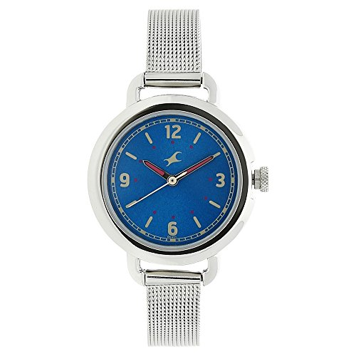 51Vs0a3c4DL - 6123SM03 Fastrack Girls watch