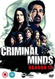 Picture Of Criminal Minds Season 12 [DVD]
