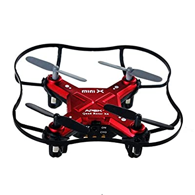 Luxon RC Quadcopter Mini Drone RTF GD50F