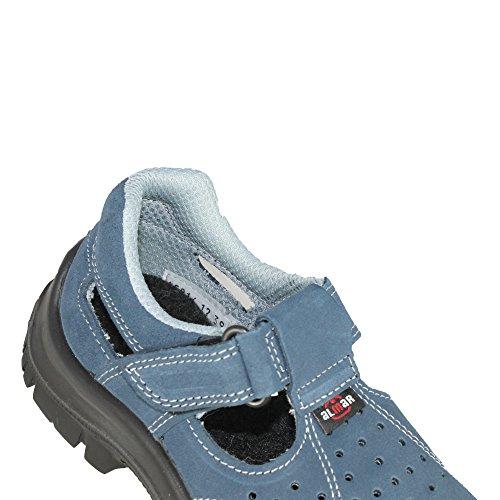Almar Tropic S1P src Chaussures de sécurité Loisirs Chaussures Sandales bleu Bleu