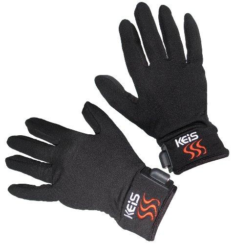 Keis Moto con calefacción guantes pequeño