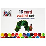 Unbekannt Robert Frederick 16Card Wallet Set Eric Carle, Kunststoff, sortiert