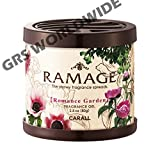 CARALL RAMAGE ,Sweet fantastic and romantic fragrance ,Romance Garden Fragrance Car Air Freshner 80g (For -Maruti Suzuki All Models)
