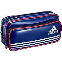 Adidas pen case Double pocket Blue enamel PT1700AI.33 Japan