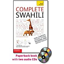 Teach Yourself Complete Swahili: From Beginner to Intermediate [With Paperback Book] (Teach Yourself Language Complete Courses)
