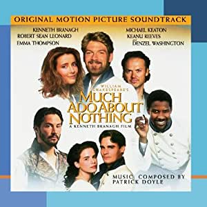 Much Ado About Nothing Ost