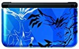 Nintendo 3DS XL - Konsole Pokemon Xerneas-Yveltal Blue