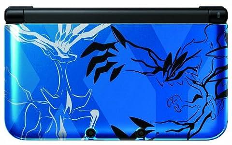 Console Nintendo 3DS XL'Pokémon Xerneas - Yveltal' - bleue - édition limitée