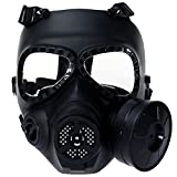 Best Paintball Masks - Hwydo WMX-Tactics M04 Airsoft Paintball Protective Full Face Review