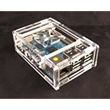 ODROID-C1+/C2 Case Compatible with 3.2 Touchscreen (Clear)