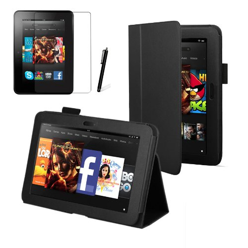 black-executive-multi-function-standby-case-for-the-kindle-fire-hd-7-tablet-previous-generation-tabl