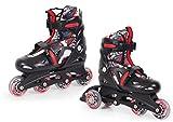 SMJ sport Kinder 2IN1 Convertible CRK13P Car Inline-Skates, Mehrfarbig, 28-31