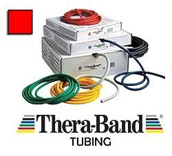 Theraband Tubing - Red - Medium Resistance (2 M)