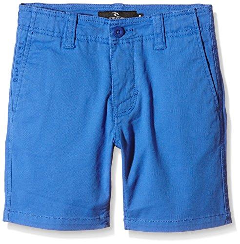 RIP CURL Chino-Bermudas, für Jungen, Jungen, Chino Colors Boys, College Blue, FR : XL (Taille Fabricant : 16)