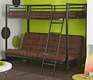 lit mezzanine 90 clic clac mezzaclic cuisine. Black Bedroom Furniture Sets. Home Design Ideas