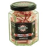 Wendy's Candies - Bonbon Humbugs - Cocktail FRAISE PROSECCO - Confiserie de fabrication artisanale - berlingot revisité - Merci - Remerciement - idée cadeau THANK YOU - ref TSSP