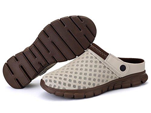 Para Muffins Cáqui Sapatos Baixo Arrasto Unissex Praia Dias Os Todos Mulas Tamancos De Chinelos Verão Chinelos De wAETqFxSY
