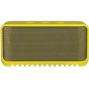 Jabra 1254 Solemate Mini Bluetooth Speaker (Yellow)
