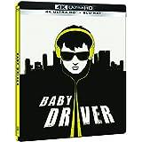 Baby Driver (4K UHD + BD) (Edición Especial Metal) - Exclusiva Amazon
