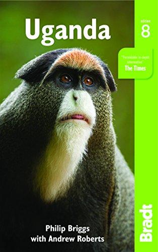 Uganda (Bradt Travel Guides) por Philip Briggs