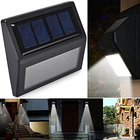 Kolylong 6 Led Solar Lights Product For Home And Garden outoor