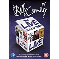 Billy Connolly: The Live Collection 7 Disc Box Set