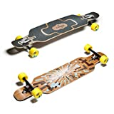 Loaded Tan Tien Flex1 Longboard - Freestyle Board 8.7 x 39 Inch (Flex2: 55kg - 95kg)