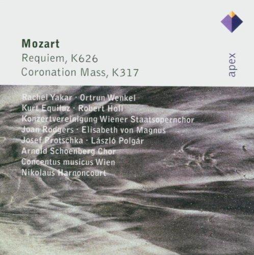 MOZART - Requiem - Messe du Couronnement